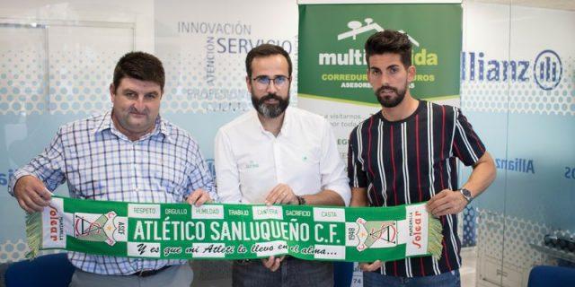 Acuerdo de patrocinio con el Atlético Sanluqueño